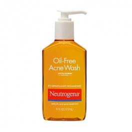 Neutrogena Oil-Free Acne Wash- 6oz