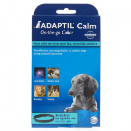 Adaptil Collar Small/Medium Dog - Size : Necks up to 14.7""