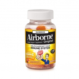 Airborne Vitamin C Gummies for Adults- 21ct