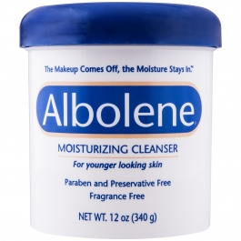 Albolene Moisturizing Cleanser Fragrance Free 12oz