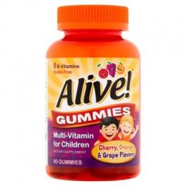 Nature's Way Alive! Multivitamin for Children Dietary Supplement Gummies - 60ct