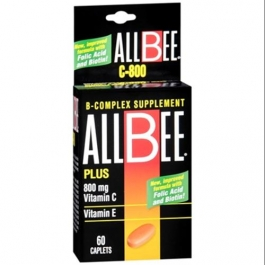 Allbee C-800 Tablet 60 ct