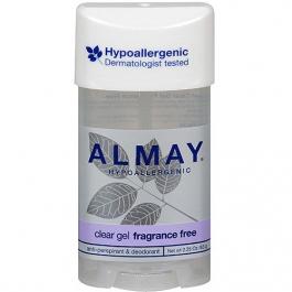 Almay Anti-Perspirant Clear Fragrance Free Gel - 2.25oz