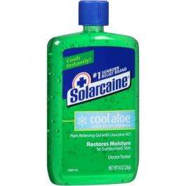 Solarcaine Cool Aloe Burn Relief Gel - 8.0 oz