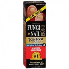 Fungi Nail Antifungal Solution - 1oz