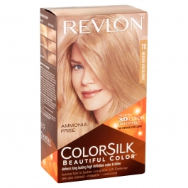 Revlon Colorsilk Beautiful Color #70 Medium Ash Blonde