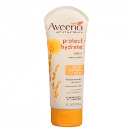 Aveeno Active Naturals Protect + Hydrate SPF 30 Lotion- 3oz