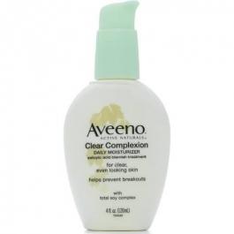 Aveeno Daily Moisturizer Clear Complexion 4oz