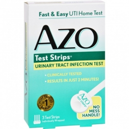 AZO Test Strips for Urinary Tract Infection - 3ct