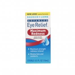 Bausch & Lomb Advanced Eye Relief Redness Maximum Relief Lubricant Eye Drops.5oz