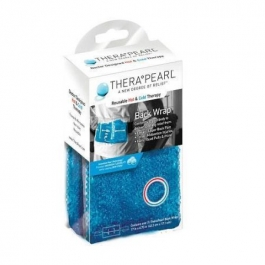 TheraPearl Hot or Cold Therapy Back Wrap - 1ct