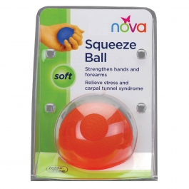 Nova Hand Squeeze Ball- Soft