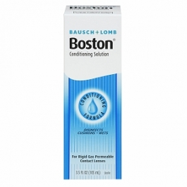 Bausch & Lomb Boston Conditioning Solution  - 3.5oz
