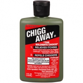 Chigg Away Lotion, 4 fl oz
