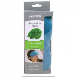 Bed Buddy Relaxation Mask (Mint) - 1ct