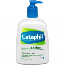Cetaphil Fragrance Free Moisturizing Lotion - 16 fl. oz.