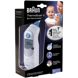 Braun Thermoscan 5 Ear Thermometer - 1ct