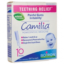 Camilia Teething Relief 10 dose Pack