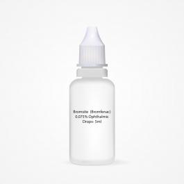 Bromsite  (Bromfenac)  0.075% Ophthalmic Drops- 5ml
