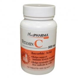 Vitamin C, 500mg, 100 Tablets