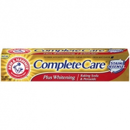 Arm & Hammer Complete Care Toothpaste Extra Whitening Fresh Mint - 6 oz