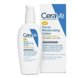 CeraVe AM Facial Moisturizing Lotion - 3 oz