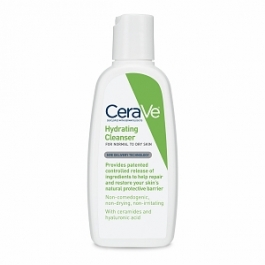 CeraVe Hydrating Facial Cleanser- 3oz