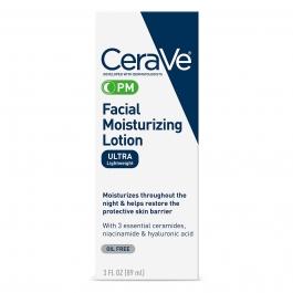 CeraVe Facial Moisturizing Lotion PM- 3oz