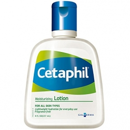 Cetaphil Moisturizing Lotion Fragrance Free 8oz