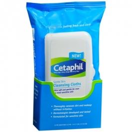 Cetaphil Gentle Skin Cleansing Cloths- 25ct