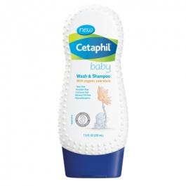 Cetaphil Baby Wash & Shampoo- 7.8oz