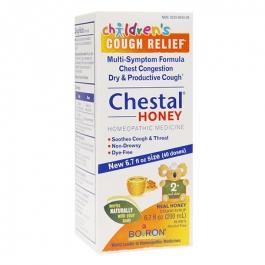 Boiron Children's Cough Relief Chestal Honey - 6.7oz