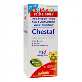 Boiron Children's Chestal Cold & Cough- 6.7oz