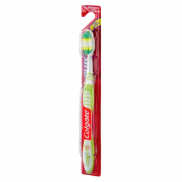 Colgate Plus Toothbrush Full Medium Each