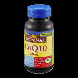 Nature Made Coq10, 200mg, Liquid Softgels 40ct