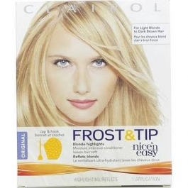 Clairol Nice 'n Easy Frost & Tip Maximum Blonde Highlights Kit, Original