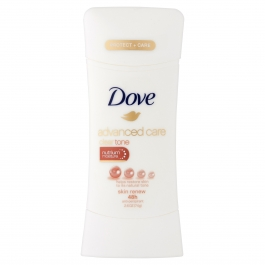 Dove Advanced Care Antiperspirant Deodorant, Clear Tone- 2.6 oz