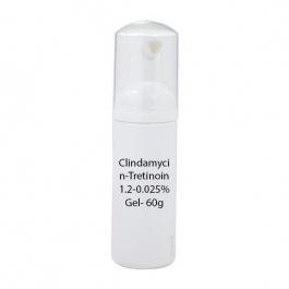 Clindamycin - Tretinoin 1.2-0.025% Gel- 60g