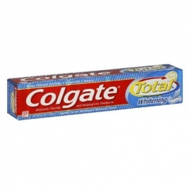 Colgate Toothpaste Total Plus Whitening Gel - 6.0 oz