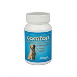 Comfort Antioxidant Formula Supplement for Dogs and Cats, 100 Tablets