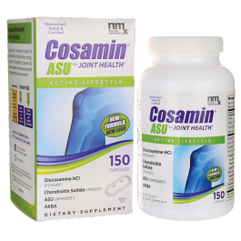 Cosamin ASU Joint Health Active Lifestyle Capsule - 150ct