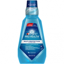 Crest Pro-Health Multi Protection Clean Mint Mouthwash - 16.9 fl oz