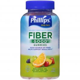 Phillips Fiber Good Gummies Fruit Flavored Fiber Supplement - 90ct
