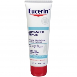 Eucerin Advanced Repair Foot Creme 3oz