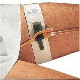 Dale medical products 316 Hold-n-Place Foley Catheter Holder Leg Band, Up to 20""