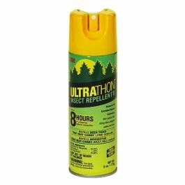 Ultrathon Insect Repellent 8 Aerosol Fresh Outdoor Scent  - 6 fl oz