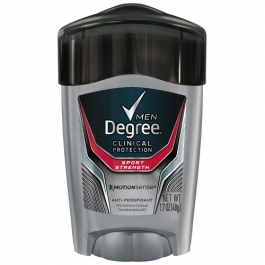 Degree Men Clinical Antiperspirant Sport Strength - 1.7 oz