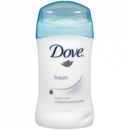 Dove Fresh Anti-Perspirant/Deodorant Invisible Solid 1.6 oz