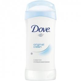 Dove Original Clean Anti-Perspirant/Deodorant Invisible Solid 2.6 oz