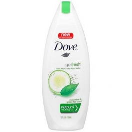 Dove Beauty Body Wash Cool Moisture 12 oz